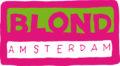 Logo Blond getekend